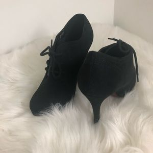 Xappeal Shoes - Black Witchy Booties